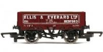 HORNBY R6656 4 Plank Wagon Ellis & Everard No 191